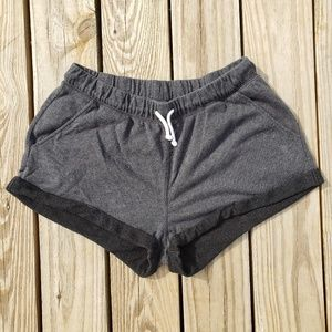 Workout Cotton Shorts